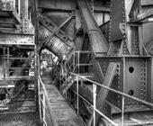 Architektur in Stahl: Ferropolis (HDRI)