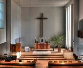 Architekturfotografie: Melanchthonkirche HH-Bahrenfeld (HDRI)