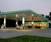 Gewerbliche Architekturfotografie für die Tamoil Deutschland GmbH