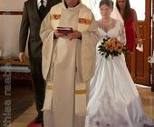 Hochzeitsfotografie: Einzug in die Kirche