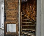 Der Weg nach oben - stairway to heaven.