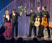 Flamenco im Sprechwerk HH