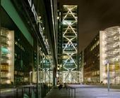 Architektur: Atlantikhaus Hamburg (HDRI)