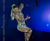 Gina am Trapez -    https://ginasart.de