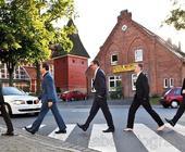 Wenn der Bräutigam Beatles-Fan ist ...