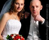 Hochzeitsfotografie aus dem Lehrbuch: Studiofotografie