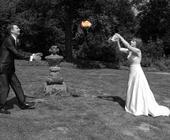 Wenn es später keinen Brautstrauß-Wurf gibt ...