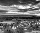 Dorf am Bodensee