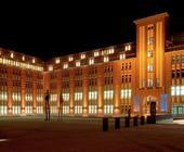 Architekturfotografie: Hühnerposten, Hamburg (HDRI)