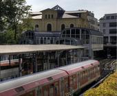 Bahnhof Blankenese