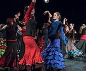Flamenco-Schüleraufführung LaResaca