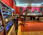 Gewerbefotografie: Innenaufnahmen eines Tonstudios