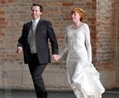 Hochzeitsfotografie: Zum Abheben ...