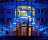 Architekturfotografie: Bürogebäude Neuer Wall HH (HDRI)