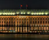 Architekturfotografie: Hapag-Lloyd-Gebäude Hamburg (HDRI)