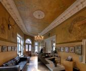 Architekturfotografie: Innenaufnahme eines denkmalgeschützten Raumes (Der Hamburger) in HDRI