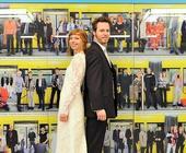 Rebecca & Jürgen in der Berliner U-Bahn - warum nicht?