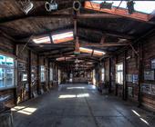 Veranstaltungsfotografie: eine Fotoausstellung auf dem Lieger Caesar in der Hafencity