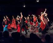 Flamenco Schüleraufführung LaResaca