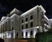 Architekturfotografie: Altonaer Rathaus (HDRI)