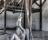 Aktfotografie - Gefangener Engel in HDRI