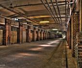 Architekturfotografie: Garage in HDRI