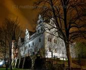 Gewerbefotografie: Schlosshotel Schkopau, Vorlage für ein Puzzle (HDRI)