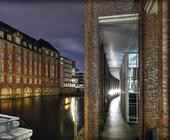 Architekturfotografie: Steigenberger HH (HDRI)