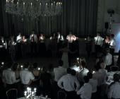 Hochzeitsfotografie: Lichtertanz
