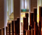 Architekturfotografie: St.Ansgar-Kirche Langenhorn (HDRI)