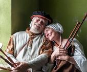 """Kerstin und Bob aus Pennsylvania sind """"Pastimes"""". Ein zauberhaftes Paar."""