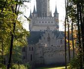 Architekturfotografie: Schloss Marienstein, Hildesheim (HDRI)