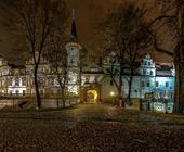 Architekturfotografie - Schloss Schkopau bei Halle / Saale (HDRI)