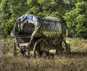 Alter Planwagen
